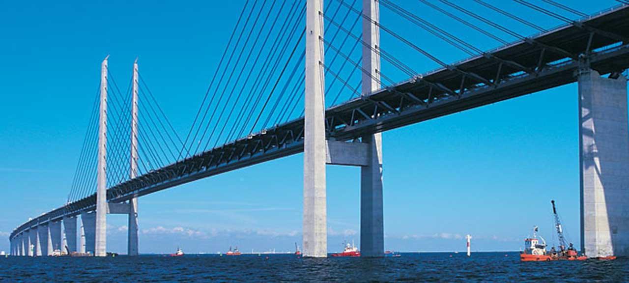 Karta Sodra Danmark.Resa Till Danmark Med Farja Flyg Och Bil Eller Tag Over Oresundsbron