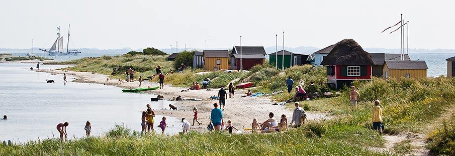 Boende i Danmark - hotell, stuga, camping